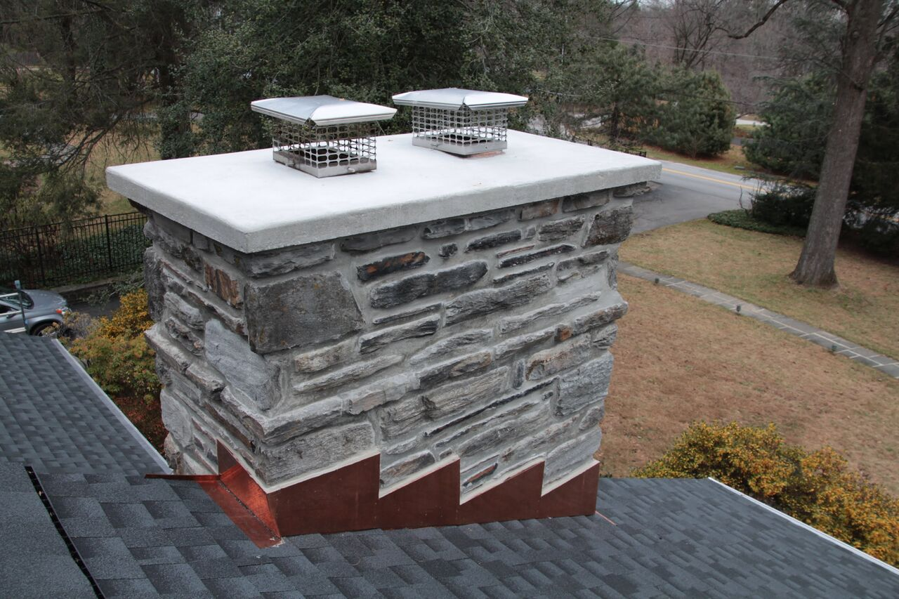 chimney repair Bryn Mawr Pa