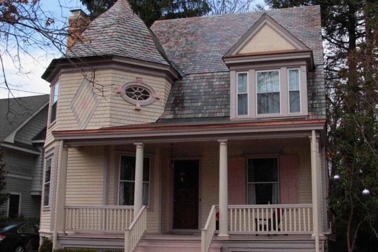 slate roof and flat roof repair Haddonfield NJ